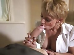Blonde Blowjob Cumshot Facial Pornstar