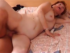 Cumshot Granny Hardcore Old and Young