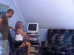 Anal Big Boobs Granny Masturbation