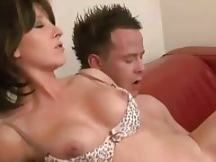 Babe Big Boobs Brunette MILF