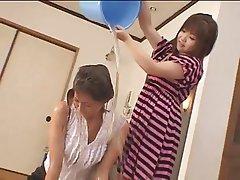 Asian Femdom Foot Fetish Lesbian