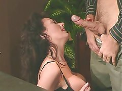 Brunette Big Boobs Pornstar Vintage