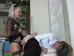 BDSM Blowjob Femdom Russian