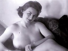 Babe Big Boobs Softcore Vintage