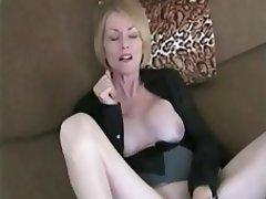 Masturbation MILF