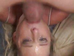Blonde Blowjob Mature Pornstar