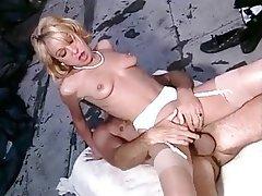 Anal Blonde Brunette