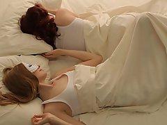 Babe Cute Lesbian Panties