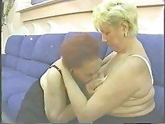 Granny Lesbian Mature