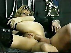 Anal BDSM Blonde German Pornstar