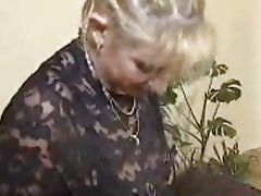 BBW German Granny Mature