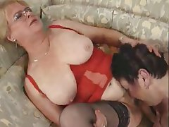 Granny Lesbian Masturbation Mature