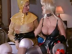 Big Boobs Latex Lesbian German Old and Young
