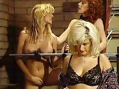 Blonde Cumshot Pornstar Threesome
