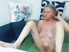 Amateur Anal Granny Mature