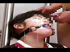 Asian BDSM Bukkake Japanese