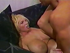 Blonde Big Boobs Vintage