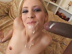 Anal Blonde Interracial