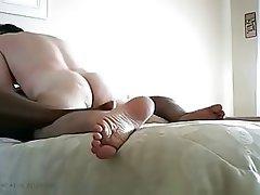Amateur Big Boobs Interracial Masturbation