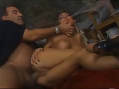 Italian Old and Young Pornstar
