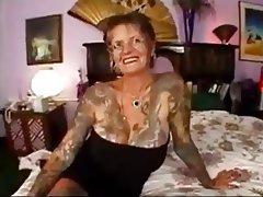 Anal Blowjob Granny Mature