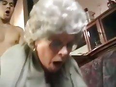 Blowjob Granny Handjob Masturbation