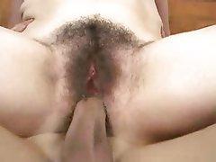 Blowjob Close Up Hairy Nipples