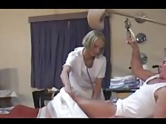 Blonde Medical Old and Young Small Tits