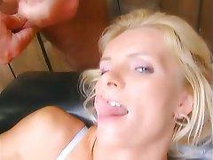 Anal Blonde Double Penetration MILF