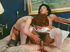 Group Sex Hairy Stockings Swinger