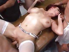 Anal Cumshot Gangbang Mature