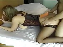 Amateur Big Boobs Blowjob Stockings