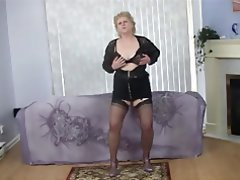 Lingerie Mature POV Softcore Stockings
