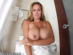Big Ass Big Tits Blowjob Cumshot Handjob