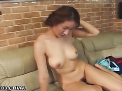 Big Tits Hairy MILF Secretary