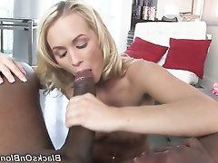 Babe Big Tits Ebony Interracial