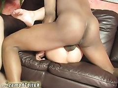 Ebony Blowjob Cumshot Fetish
