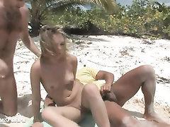 Anal Babe Blowjob Cumshot