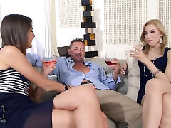 Anal Babe Big Cock Blowjob