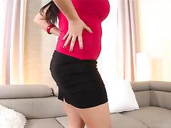 Babe BBW Big Tits Ebony