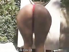 Big Ass Ebony Latina Amateur