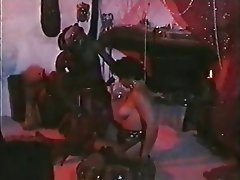 Interracial Italian Threesome Vintage