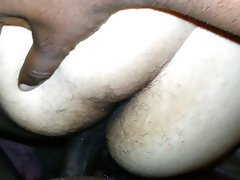 Amateur BBW Close Up Creampie