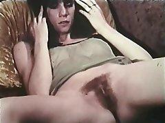 Hairy Lingerie Masturbation POV
