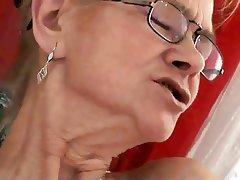 Nerd Granny Lesbian