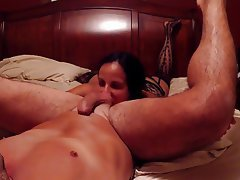 Amateur Ass Licking Double Penetration
