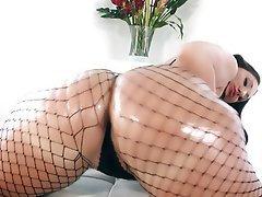 Big Butts Lingerie MILF Pornstar