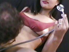 Interracial Asian Blowjob Brunette