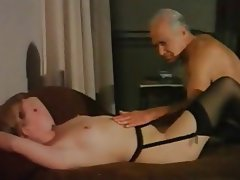 Cuckold Hairy MILF Old and Young