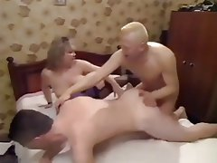 Bisexual French Threesome